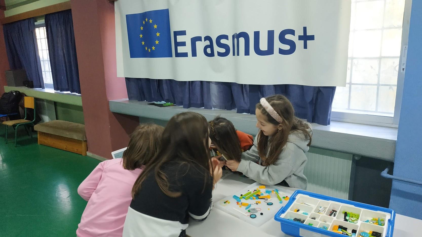 Συμμετοχή της Ακαδημίας Ρομποτικής FutureLab σε Ευρωπαϊκό πρόγραμμα Erasmus+
