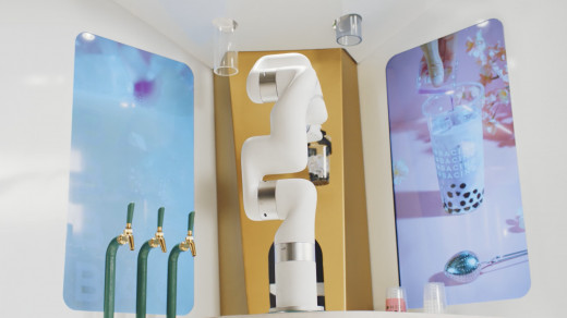 Εταιρεία δημιούργησε ένα ρομπότ που φτιάχνει τσάι, για να μειώσει τις κοινωνικές επαφές
